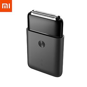 Xiaomi Mijia Waterproof Portable Mini Shaver Reciprocating Dual Blade Electric Razor Ultra Low Noise Type-C Charging Razor