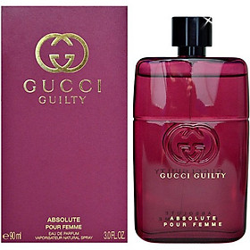 Nước Hoa Nữ Gucci Guilty absolute pour femme 90ml Full