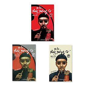 Download sách Combo: Tôi là Thầy tướng số (3 tập)