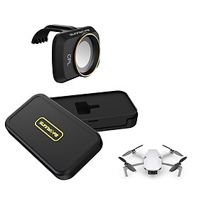 Compatible with DJI Mavic Mini Drone Lens Filter CPL Filter Multi Coated Filters Camera Lens