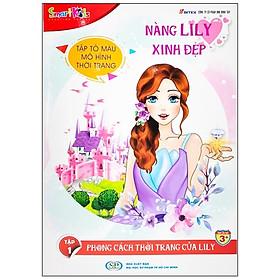Tập Tô Màu Nàng Lily Xinh Đẹp - Tập 1: Phong Cách Thời Trang Của Lily