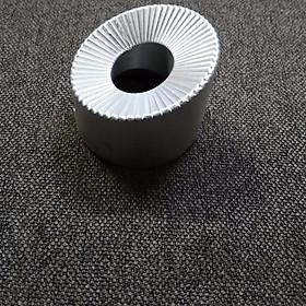 tiu tiện 3D cho mẫu pô leovince tặng bao tay