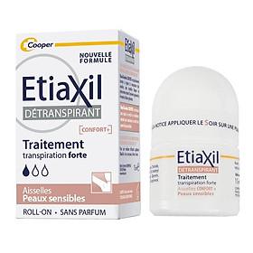 [MẪU 2020] Lăn khử mùi đặc trị Etiaxil Detranspirant Traitement Aisselles 15ml