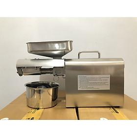 Máy ép dầu thực vật mini gia đình GD-04 ép 3-6kg/h