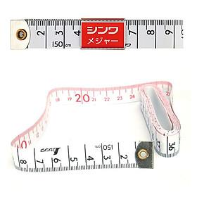 Thước đo sợi thủy tinh 1.5m Shinwa 71013