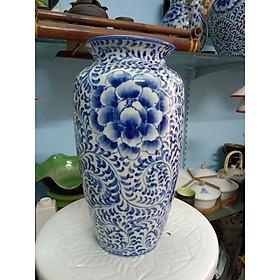 Bình cắm hoa gốm sứ Bát Tràng