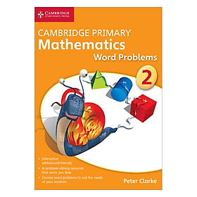 Cambridge Primary Mathematics 2: Word Problems DVD-ROM