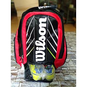 Balo Đựng Vợt Tennis Wilson Chất Lượng Cao - nhiều màu