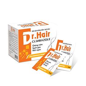 DẦU GỘI HỖ TRỢ TRỊ GÀU DR HAIR