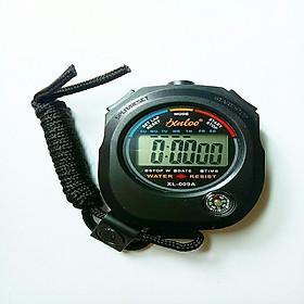 Đồng hồ bấm giờ XL-009A Dây đeo thể thao, La bàn  ,Hẹn giờ điện tử đa chức năng