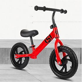 Xe thăng bằng cho bé bền đẹp màu đỏ