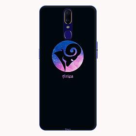 Ốp lưng dành cho điện thoại Oppo F11 hình  12 Cung Hoàng Đạo - Cung Bạch Dương - Hàng chính hãng