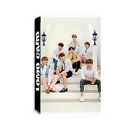 Lomo card hộp 30 hình nhóm BTS mới nhất