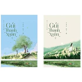 Cuốn sách ngôn tình hấp dẫn của tác giả Tân Di Ổ:  Combo 2 tập So Young - Gửi thanh xuân