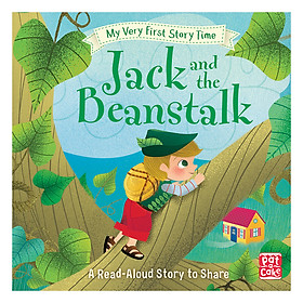 My Very First Story Time: Jack And The Beanstalk: Fairy Tale With Picture Glossary And An Activity - My Very First Story Time
