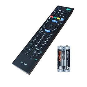 Remote Điều Khiển Dành Cho Internet TV, Smart TV SONY RM-L1165 Grade A+ (Kèm Pin AAA Maxell)