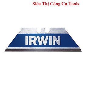 Lưỡi dao rọc cáp thẳng Bi-metal Irwin 10504241 (vỉ 10 lưỡi)