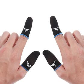 Bộ bao 4 ngón tay chơi game Flydigi Thế hệ 2 - Flydigi Beehive Gen2 - Bộ 4 ngón (2 ngón cái và 2 ngón trỏ) - Hỗ trợ tối ưu chơi game trên điện thoại và máy tính bảng PUBG | Liên Quân | Free Fire - Hàng Chính Hãng