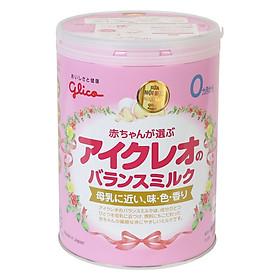 Combo 2 Sữa Công Thức Glico Icreo Balance Milk Số 0 (800g)-1