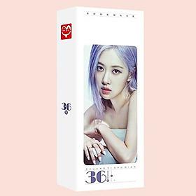 Hộp ảnh Bookmark Rose BlackPink idol thần tượng