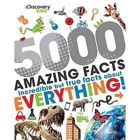 Hình đại diện sản phẩm Discovery Kids 5000 Amazing Facts