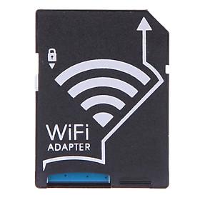 Thẻ Nhớ Micro SD Wifi Cho Điện Thoại IOS Android/ Máy Tính Bảng/ Máy Ảnh SLR Sony Canon Nikon
