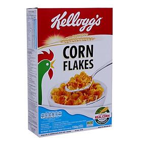 """Thức ăn ngũ cốc Kellogg""""s Corn Flakes - hộp 150gr"""