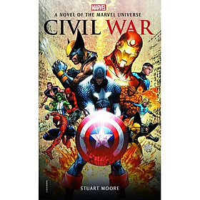 Civil War (A Novel of The Marvel Universe)