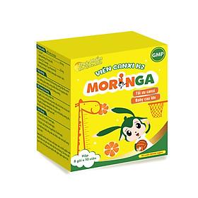 Thực phẩm Viên Canxi K2 Moringa dành cho trẻ