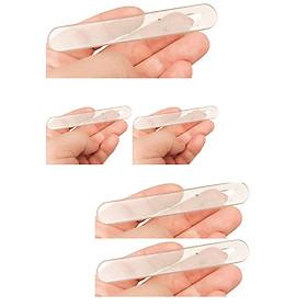 Dũa Móng Tay Thủy Tinh BEBE NAIL GLASS (5 Cái) - Dụng Cụ Làm Móng Tay Chuyên Nghiệp