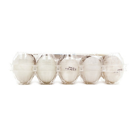 [Chỉ Giao HCM] - Trứng vịt loại 3 (size vừa) - Hộp 10