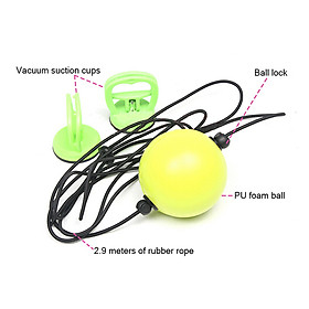 Boxing Quick Puncher Reflex Ball Boxing Speed Ball Fitness Training for Sports Professional Fitness Equipment-3