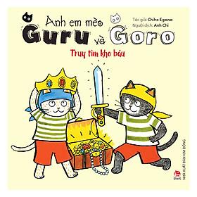 Anh Em Mèo Guru Và Goro: Truy Tìm Kho Báu