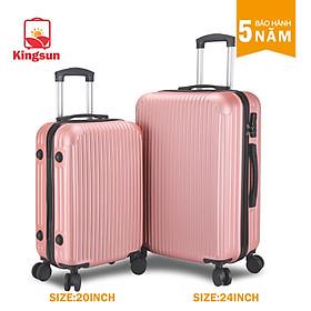 Vali du lịch cao cấp Size 20inch- Chất lượng cao - KV 155