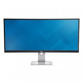 Màn Hình Cong Dell U3415W 34inch 4K 5ms 60Hz IPS Speaker - Hàng Chính Hãng