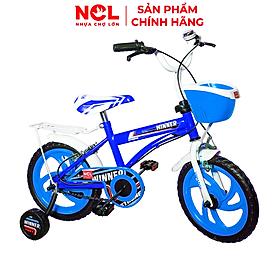 Xe đạp Nhựa Chợ Lớn 14 Inch K106 - M1821-X2B - Giao màu ngẫu nhiên