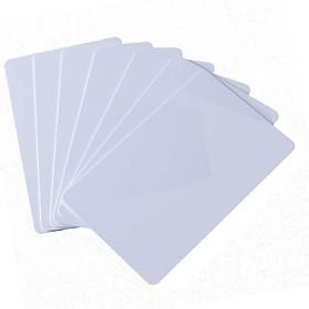 ( 10 Thẻ ) Thẻ RFID 13.56Mhz, Thẻ RFID Mifare, Thẻ tần số HF, Thẻ Chip 13.56Mhz