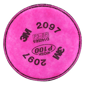 Phin Lọc 3M 2097 Chuyên Dùng Chống Khí Hàn Và Khói Độc (Chưa Bao Gồm Mặt Nạ)