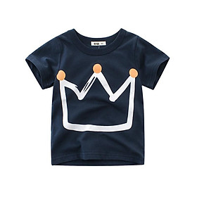 AT6Size90-140Áo thun cho bé cotton 100%Thời trang trẻ Em hàng quảng châu