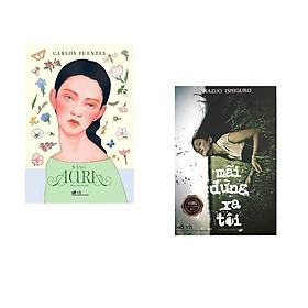 Combo 2 cuốn sách: Mãi đừng xa tôi  + Nàng Aura