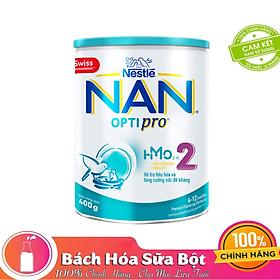 Sữa Bột Nestlé NAN OPTIPRO HM-O 2 900g