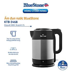 Bình Đun Siêu Tốc Bluestone KTB-3468 (1.7L) - Hàng chính hãng