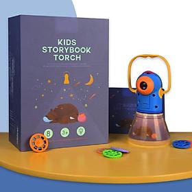 Đồ Chơi Máy Chiếu Phim Mideer - Kid Storybook Torch ( Từ 3+ tuổi)
