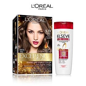Bộ thuốc nhuộm tóc thời thượng L'Oreal Paris Excellence