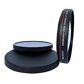 ZOMEI 67mm 0.45x Digital Wide Angle Lens Converter for Canon DSLR SLR Camera