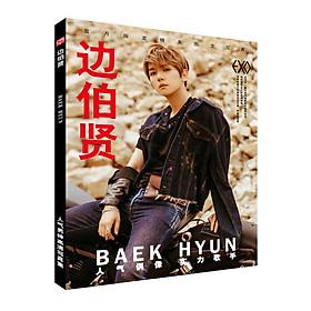 Photobook Baek Hyun EXO Album ảnh Bian Boxian 2019