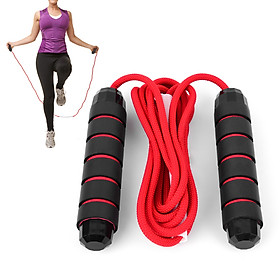 9.8ft Adjustable Jump Rope Skipping Rope for Home Gym Workout Fitness Training