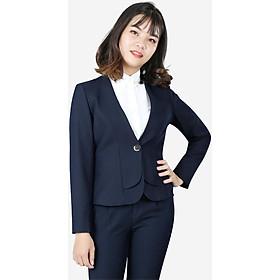 Áo vest nữ AVD0165TT6 tím than