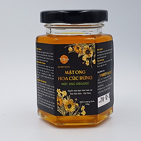 Mật ong Hoa cúc rừng Điện Biên - Mật ong organic - Mật ong VNBEES