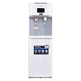 Cây Nước Nóng Lạnh Toshiba RWF-W1664RTV(W) Có Ngăn Làm Mát - Hàng Chính Hãng